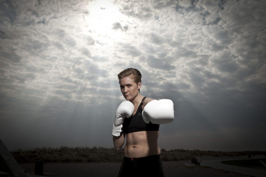 Vinnie Søndergaard, bokser