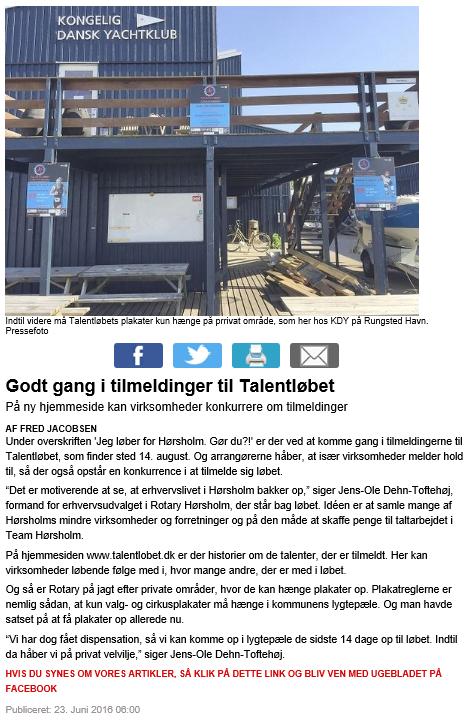 Ugebladet 23/6 2016