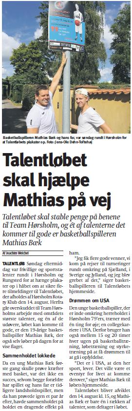 Ugebladet 31/7 2016